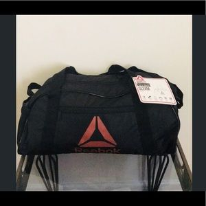 New Reebok Small Duffel Bag